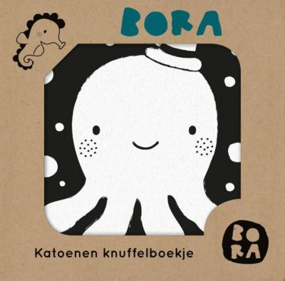 Bora Knuffelboekje In het water