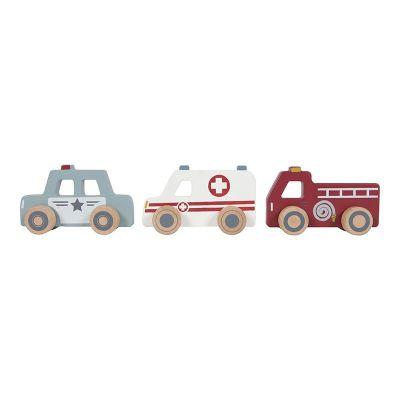Little Dutch - Hulpverleningsauto's