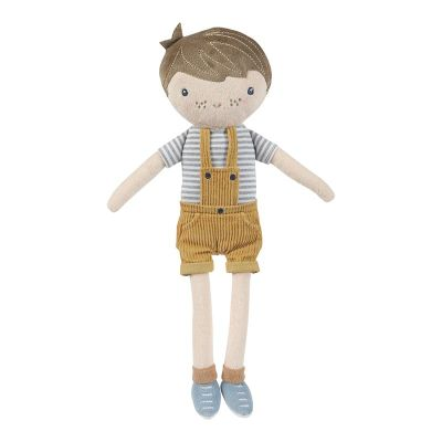 Little Dutch - Knuffelpop Jim 35cm