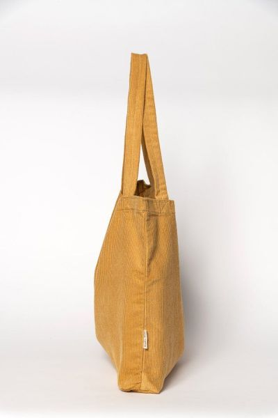 Studio Noos - Mustard Rib Mom-bag