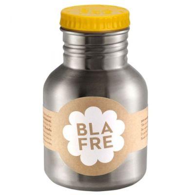 Blafre - Steel Bottle 300ml - Geel