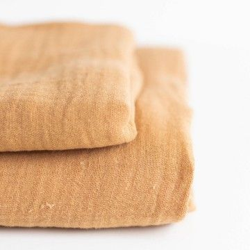 Sweet & Small Swaddle - Camel