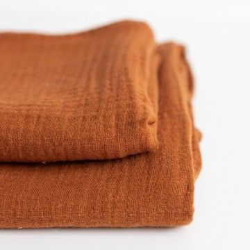 Sweet & Small Swaddle - Cognac