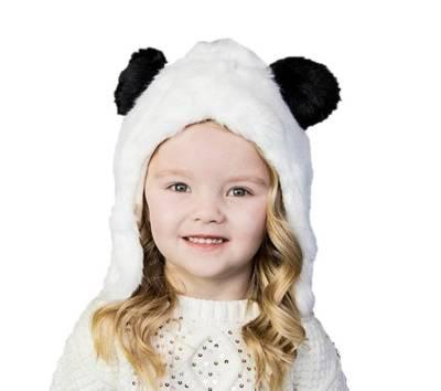 Eskimomuts Panda Bear - S