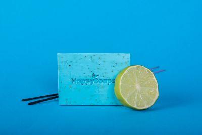 Happy Body Bar - Bergamot & Wierook