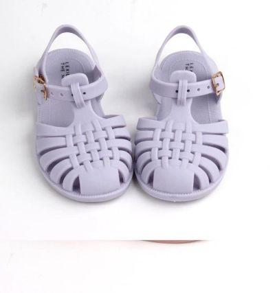 Lexie Water Sandal Pale Grey/Lila 23