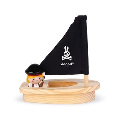 Janod - Badspeelgoed Kapitein Melo & boot