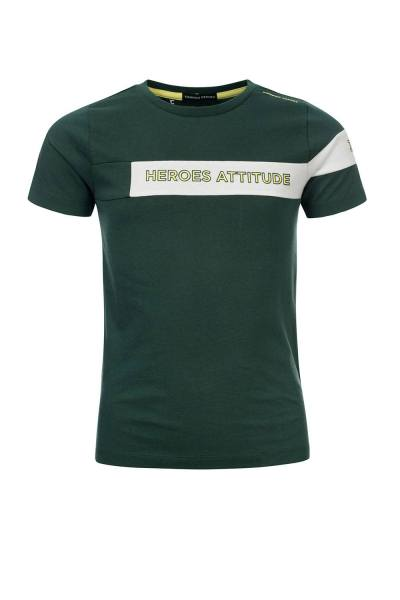 Common Heroes - Shirt - Army - 146/152