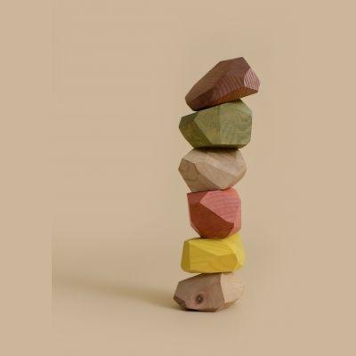 MinMin Copenhagen - Balancing Stones Earthy