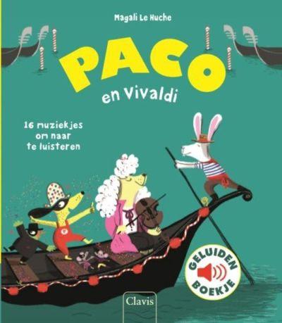 Clavis Paco en Vivaldi