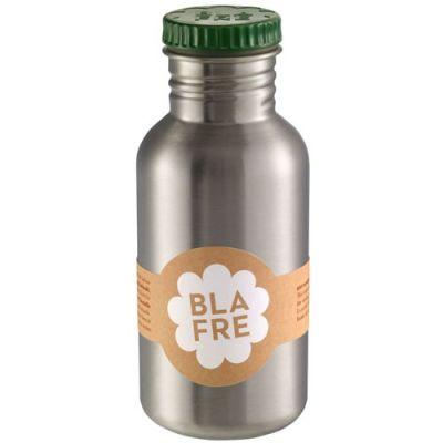 Blafre - Steel Bottle 500ml - Dark Green