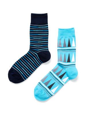 Richer Poorer Socks - Mensfash