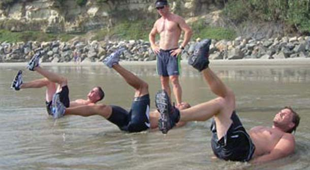 Navy Seal Workout
