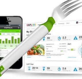 The HAPIfork: Dieting of the Future