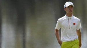 Fourteen-Year-Old Tianling Guan, Talk of the Masters