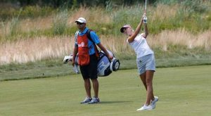 Golfer Jessica Korda Fires Caddie Midway Through Round
