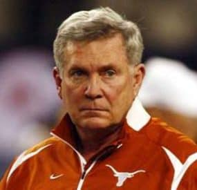 Texas Head Coach Mack Brown Will Resign