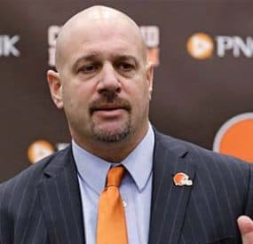 Cleveland Browns Finally Have A Coach Mike Pettine