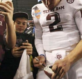 Manziel, Clowney, Sam Top The News At The NFL Scouting Combine