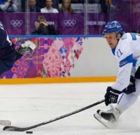 Team USA Hockey Fails To Medal, Drops Bronze Medal Game To Finland