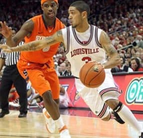 Defending Champ Louisville Gets Beat; Three Others Advance in NCAA Tournament