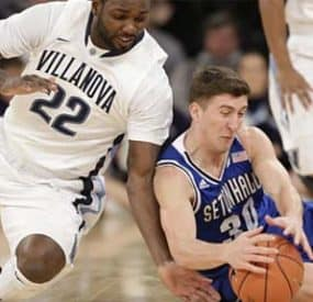 No. 3 Villanova Upset By Seton Hall In Big East Tournament