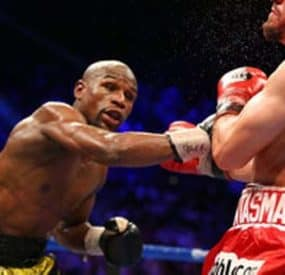 Floyd Mayweather Jr. Remains Unbeaten, Wins Decision Over Marcos Maidana
