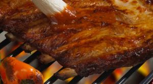 Summer BBQ – Guiltless Ribs Recipe