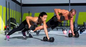 Workout Ideas for Couples