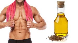 Flax Seed Oil Health Benefits for Men