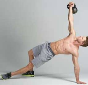 Kettle Bell Six Pack Workout