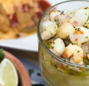 Simply Good Ceviche
