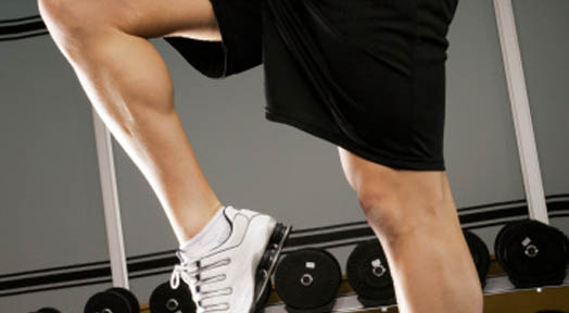 Intense Calves Workout Blaster