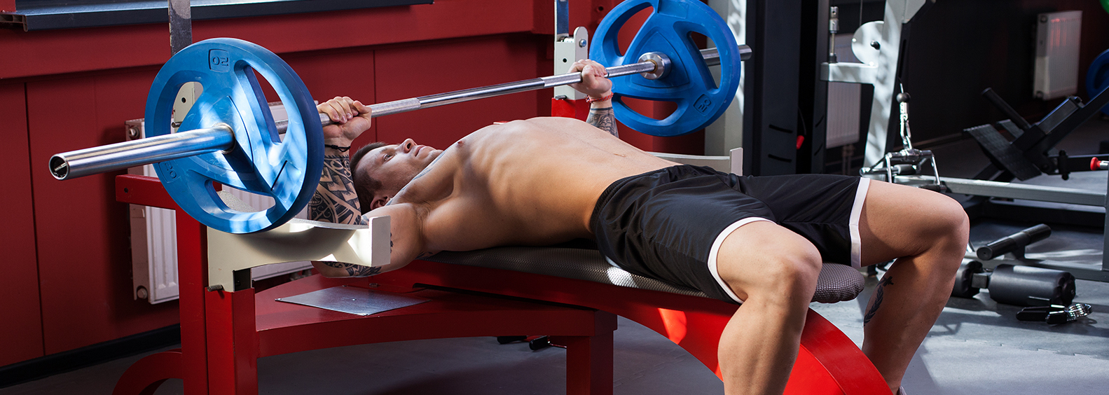 45 Minute Chest Workout