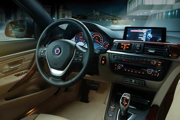 2014 BMW ALPINA B4 BITURBO COUPE  Mens Gear