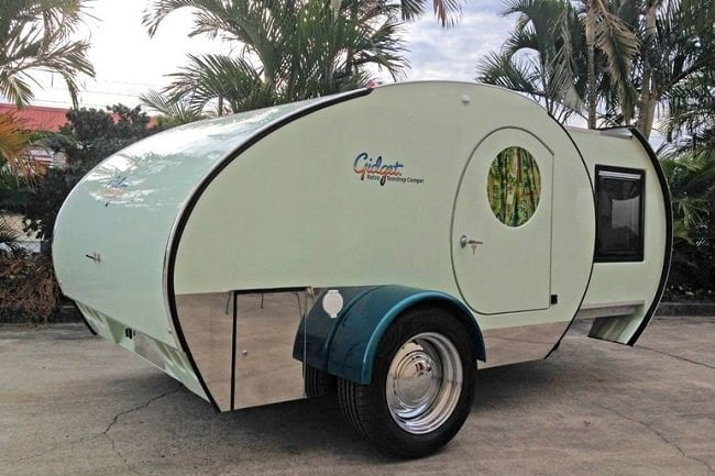 Ultra Light Travel Trailers