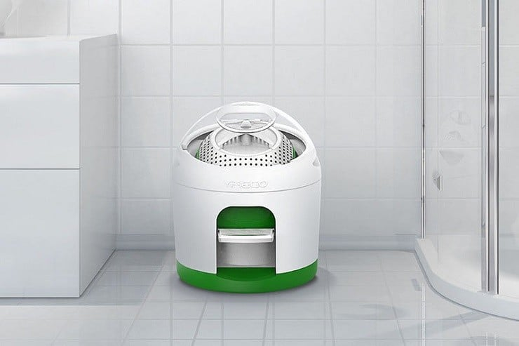 Drumi FootPowered Portable Washer  Mens Gear