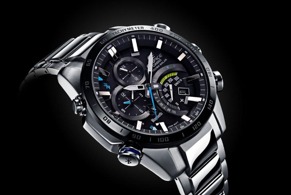 Casio EDIFICE EQB501 Series Watches  Mens Gear