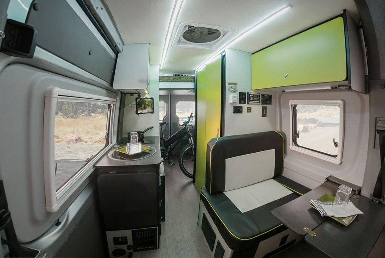 Winnebago Revel 4x4 Camper Van  Mens Gear