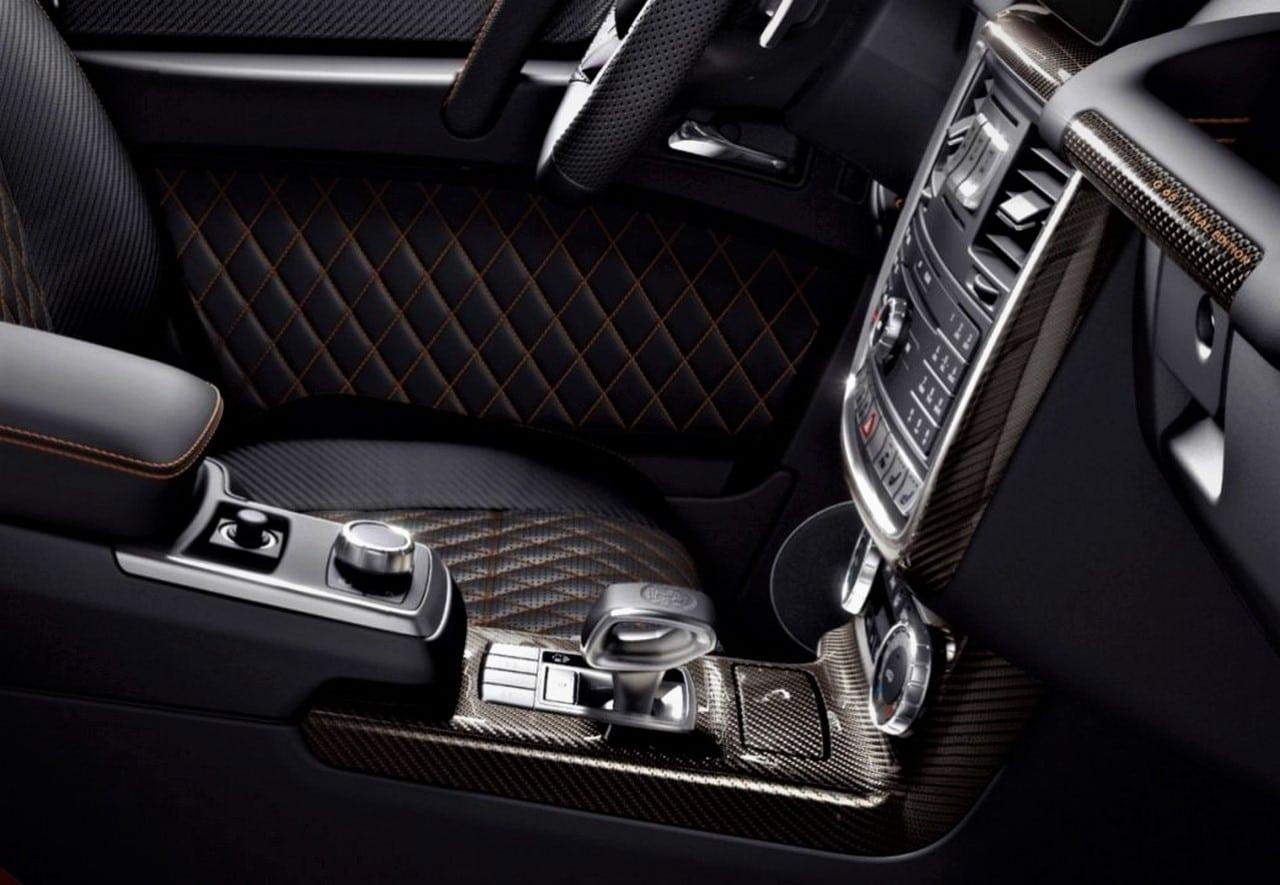 MercedesAMG G65 Final Edition  Mens Gear