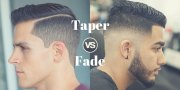 difference fade & taper