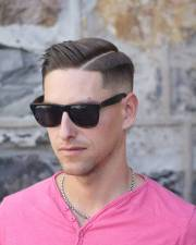 4 types of fade haircuts