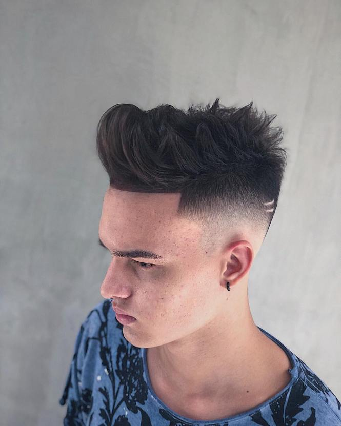 Different Type Of Fade Haircuts The Best Haircut Of 2018