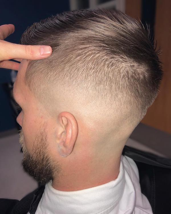 Bald Fade Haircuts: What They Are And How To Get One