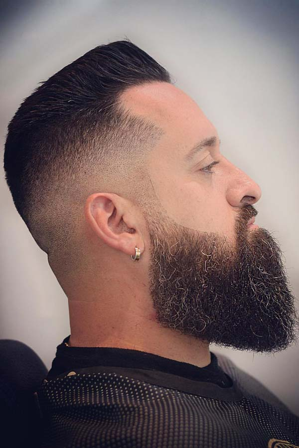 Skin Tight Fade : tight, Tight, Military, Haircut, MensHaircuts.com