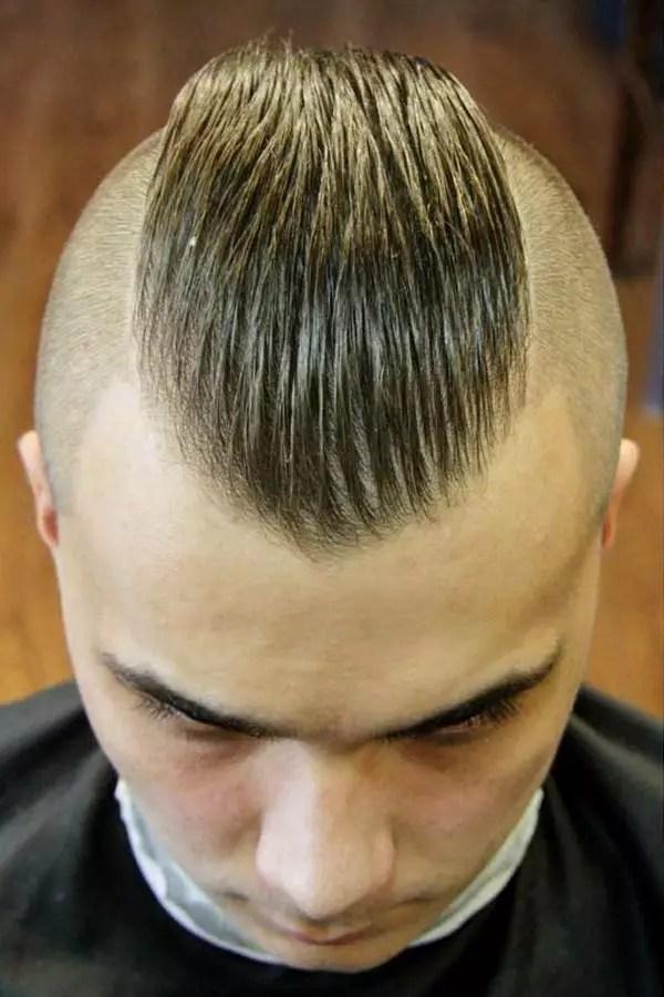 Military Undercut : military, undercut, Military, Haircuts, MensHaircuts.com