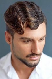 curly hairstyles men