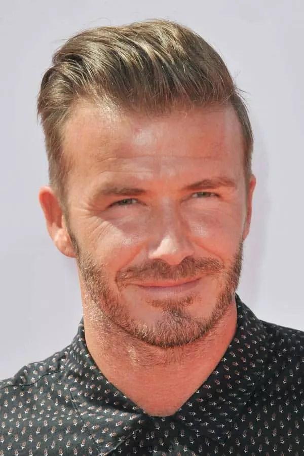 David Beckham Pompadour : david, beckham, pompadour, Collection, David, Beckham, Styles, MensHaircuts