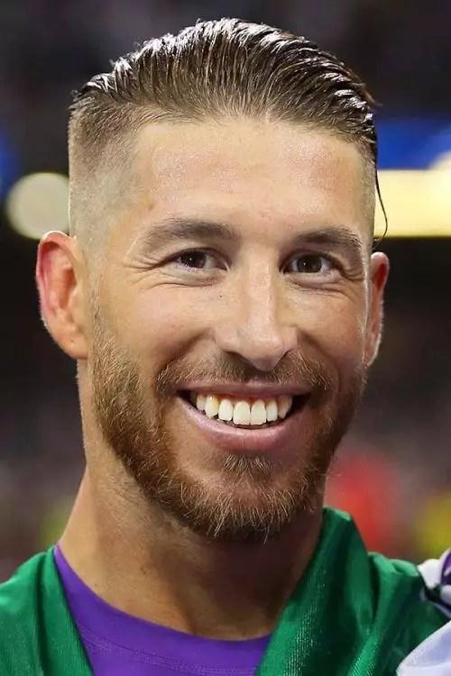 Sergio Ramos New Hairstyle : sergio, ramos, hairstyle, Compilation, Sergio, Ramos, Haircut, Styles, MensHaircuts