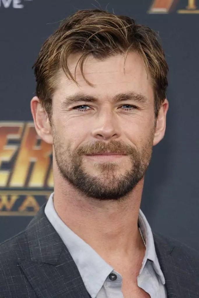 Thor Ragnarok Haircut Tutorial : ragnarok, haircut, tutorial, Chris, Hemsworth, Ragnarok, Haircut, MensHaircuts.com